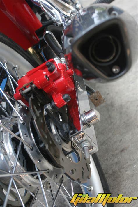 Modif Mx Cakram Belakang by Modifikasi Motor Mio Cakram Belakang Pecinta Modifikasi