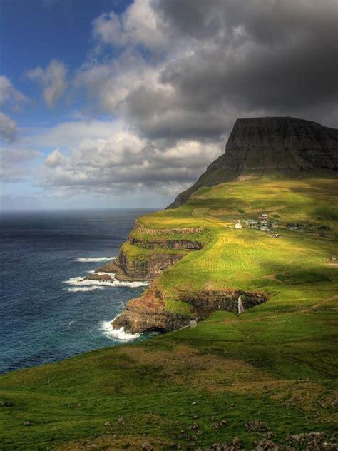 Educative Village Gasadalur Faroe Islands