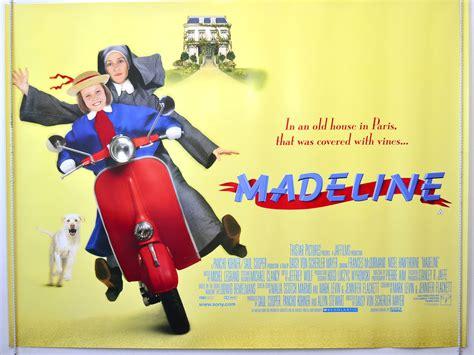 Madeline (1998) Original Quad Film Poster