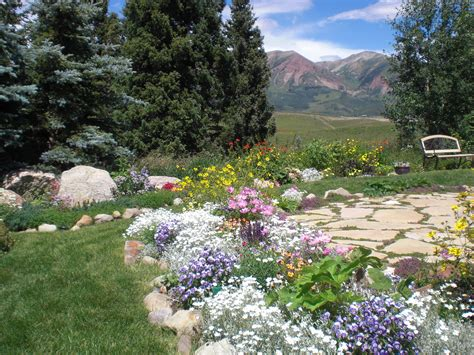 gallery mountain wedding garden