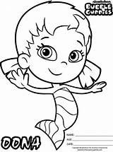 Guppies Bubble Coloring Pages Oona Nickelodeon Colouring Birthday Guppy Sheets Outline Easy Printable Google Characters Molly Coloringpagesfortoddlers Bubbles Character Mermaid sketch template