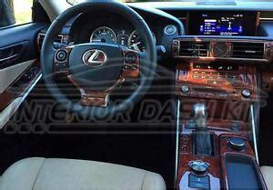 lexus es esh es   interior wood dash trim kit