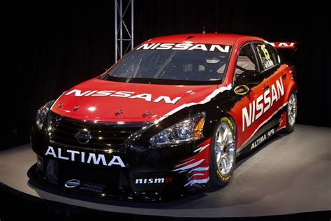 Nissan Altima V8 Supercar Launched