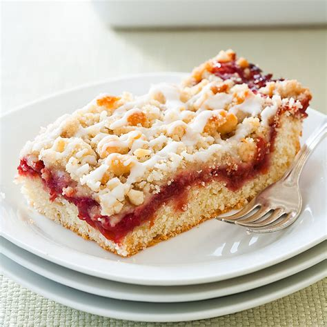 Pour the batter into the loaf tin and smooth the surface, then sprinkle the flaked almonds on top. Cherry-Almond Coffee Cake Recipe - Cook's Country