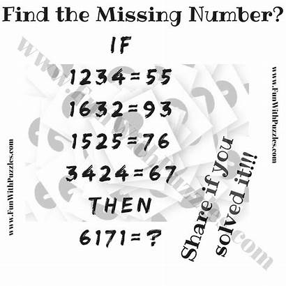 Reasoning Puzzle Math Question Puzzles Maths Answer