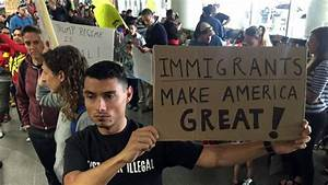 Protesters Descend on San Francisco International Airport ...