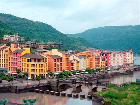 Lavasa   The Water Front Shaw, Lavasa