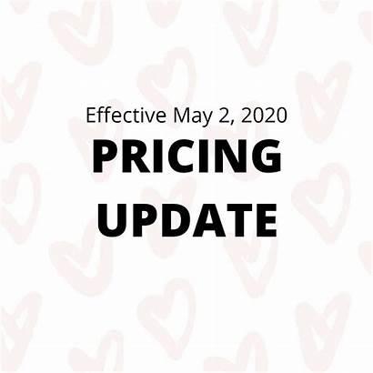 Current Pricing Swipe Updated Through Under