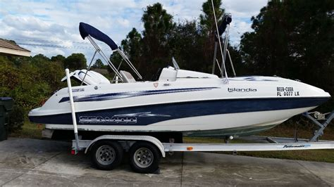 Sea Doo Islandia Jet Boat by Sea Doo Islandia 2001 For Sale For 9 100 Boats From Usa