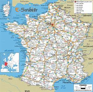 Les Autoroutes En France : infos sur carte autoroutes france 2016 arts et voyages ~ Medecine-chirurgie-esthetiques.com Avis de Voitures