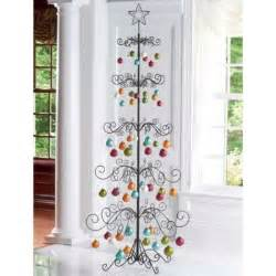 ornament display trees a modern concept for a holiday tree hang the ornaments without the