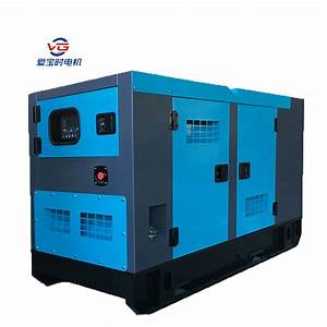 Hot Sale Good Price Ricardo Power 30kw 37 5 Kva Silent