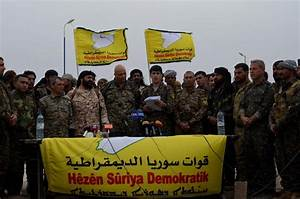 Syrian Democratic Forces announce launching Raqqa ...