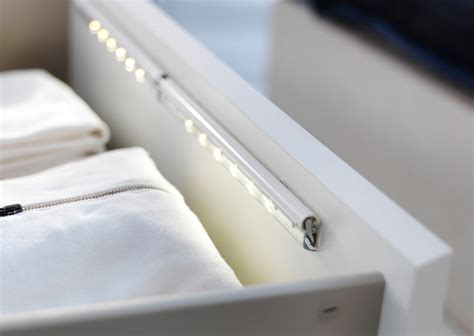 ikea dioder led drawer lighting