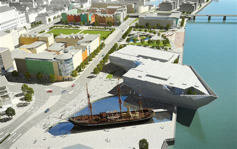 dundee waterfront battling brum  mediacity daily business