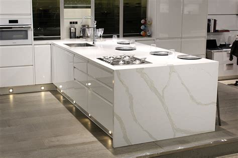 Quartz Countertops Images Comparing Quartz And Granite Countertops
