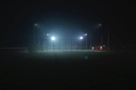 images gratuites structure brouillard sport champ