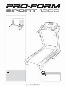 Proform Sport 1200 Treadmill