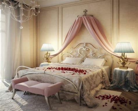 chambre a coucher amoureux idées déco valentin pour une atmosphère romantique à