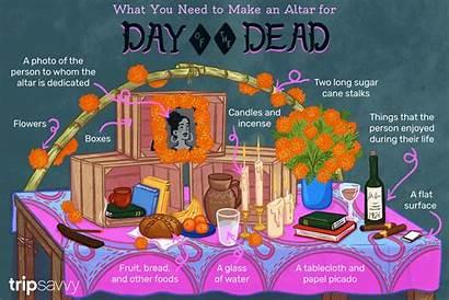 Altar Dead Tripsavvy Need Bread Build Shelf