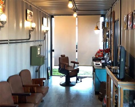 Hair Salons in Shipping Containers: Thriving Micro-Enterprises in SA - Big Box Containers