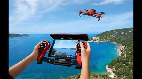parrot bebop drone deutsch review iphone ipad youtube