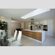 Contemporary Kitchen Designers In Sheffield