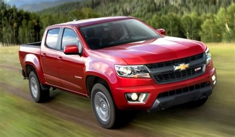 The 2015 Colorado Is Changing Pickups  Chevy Dealers