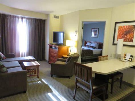 View Of 1 Room In 2 Bedroom Suite