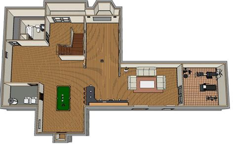 finished basement apartment design home renovation team
