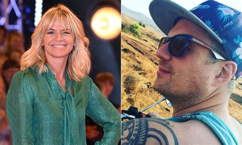 Zoe Ball pays tribute to boyfriend Billy Yates following ...