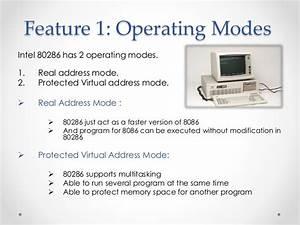 Architecture Of 80286 Microprocessor