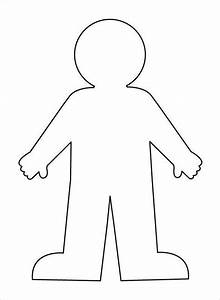Body Outline Template  U2013 21  Free Word  Excel  Pdf Format