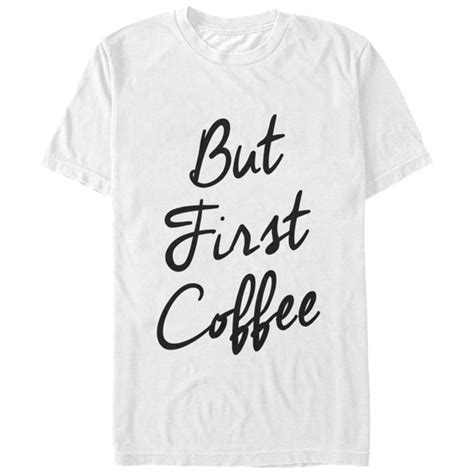 I knew swiping right on that profile written completely in cursive font was a mistake. Chin Up Apparel - Women's CHIN UP But First Coffee Cursive ...