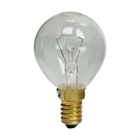 ge lighting light bulb lustre oven 40w clear 300 degree