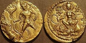 The COININDIA Coin Galleries: Gupta: Chandragupta II