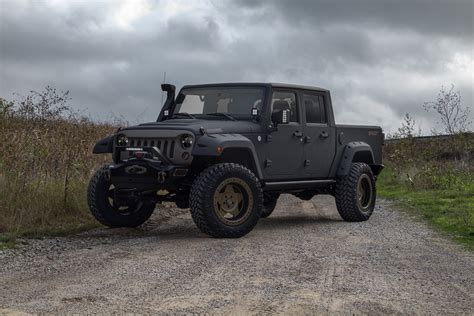 Time To Get Wild With The Starwood Motors Jeep Bandit Sport