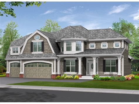 luxury craftsman style house plans characteristic house