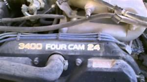 3400 4 Cam 24 Toyota Engine