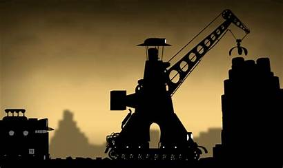 Gifs Mining Construction Cycle Crane Stages Global