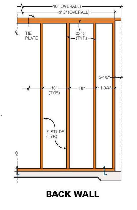10x10 shed plans blueprints 10 215 10 two storey shed plans blueprints for large gable shed