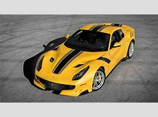 Giallo Triplo Strato Ferrari F12tdf with Only 150 Miles