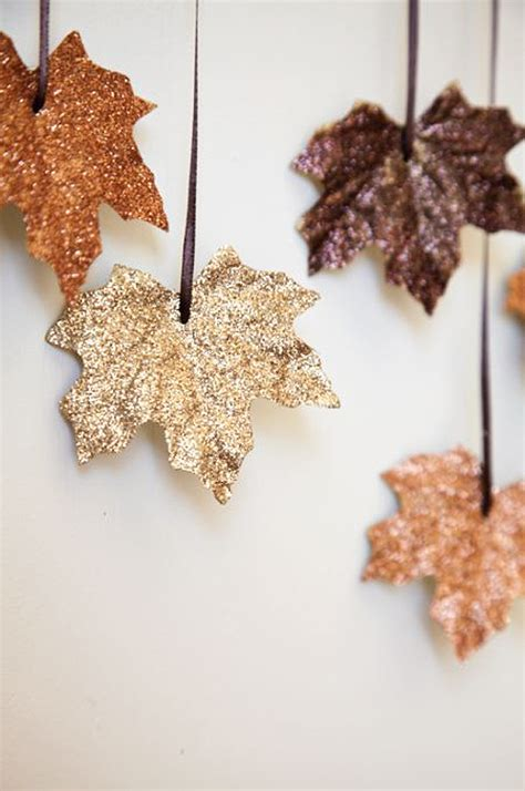 autumn diy diy fall decorations the style files