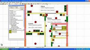logiciel pour installation electrique domestique chantier With logiciel schema electrique maison gratuit