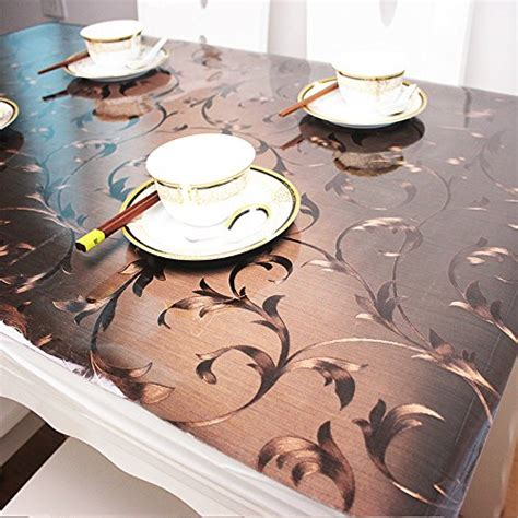custom glass desk protector compare price to glass table cover dreamboracay com