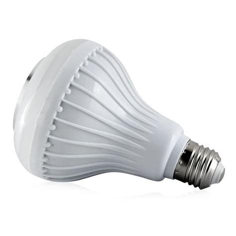 bluetooth light bulb speaker e27 wireless bluetooth audio speaker led rgb