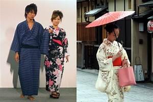 Difference Between Yukata vs Kimono – Differ Two