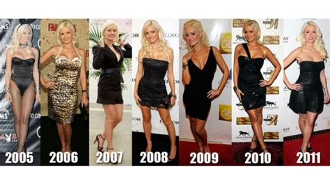 holly madison weight gain loss