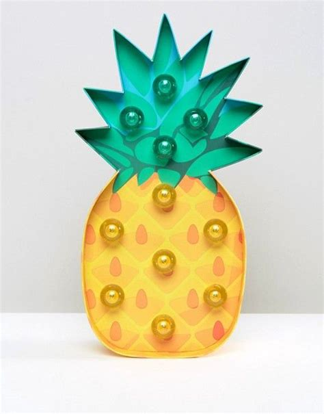 35 Pineapple Home Décor Ideas To Add A Tropical Cheer