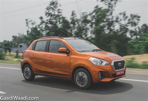 Review Datsun Go by 2018 Datsun Go And Go Plus Drive Review Improved